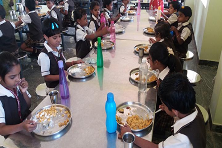 The Richmond Public School-Dining Hall