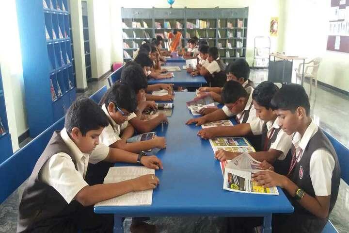 The Richmond Public School-Library