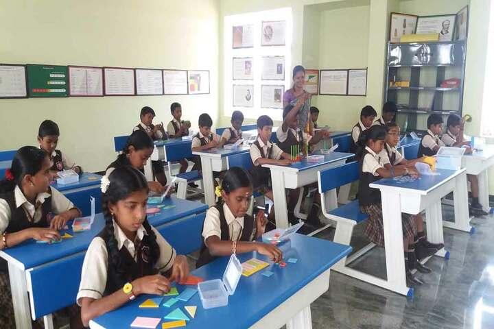 The Richmond Public School-Maths Lab