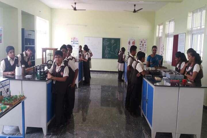 The Richmond Public School-Science Lab