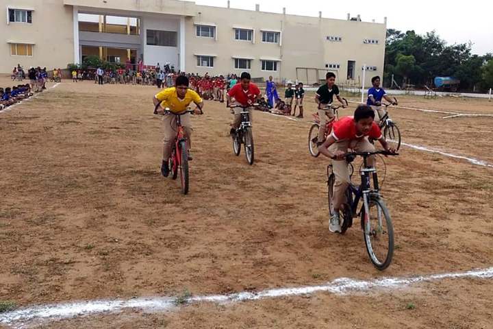 The Spice Valley Public School-Sports Day