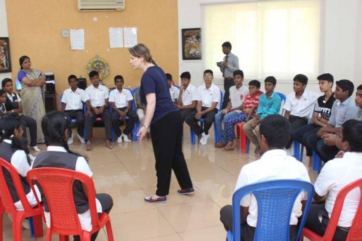 The Velammal International School-Activity