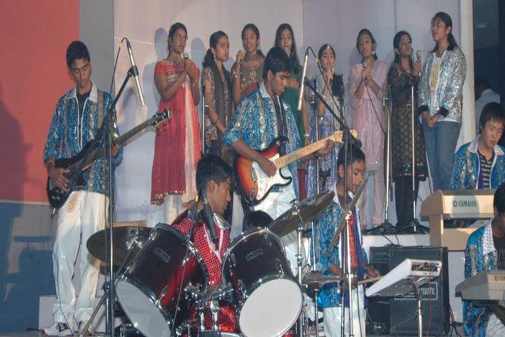 The Velammal International School-Music Performance