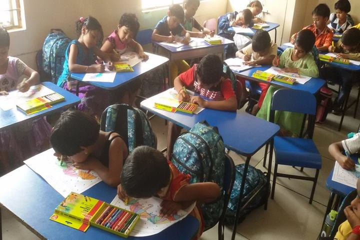 The Vijay Millennium School-Activities