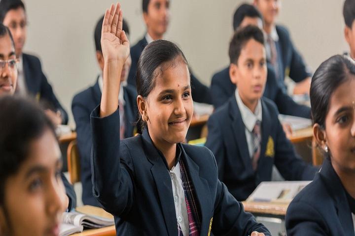 The Vijay Millennium School-Class Room