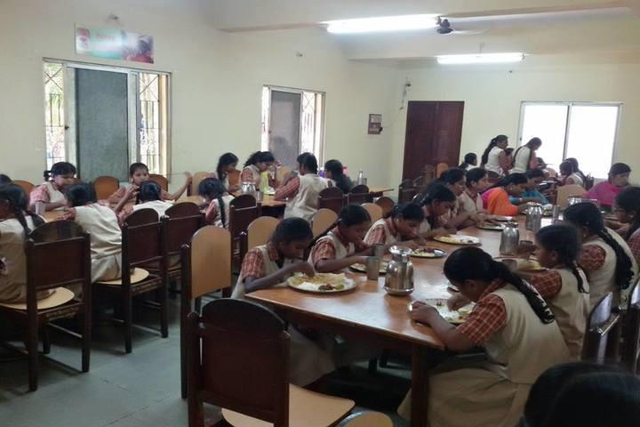 The Vijay Millennium School-Dining Hall