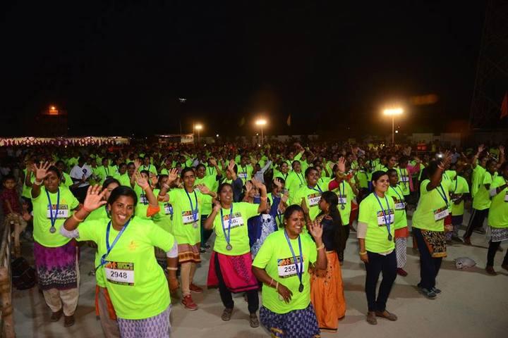 The Vijay Millennium School-Events