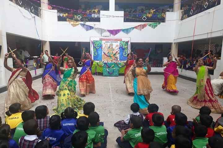 The Vijay Millennium School-Festival Celebrations