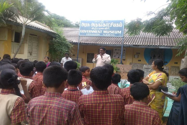 The Vijay Millennium School-Field Trip
