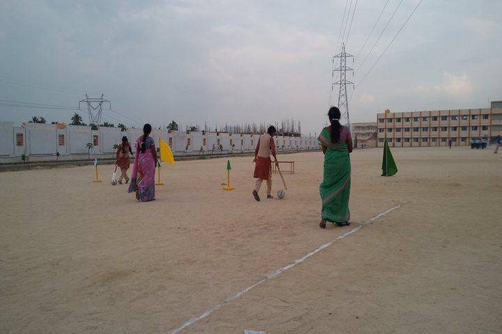 The Vijay Millennium School-Games