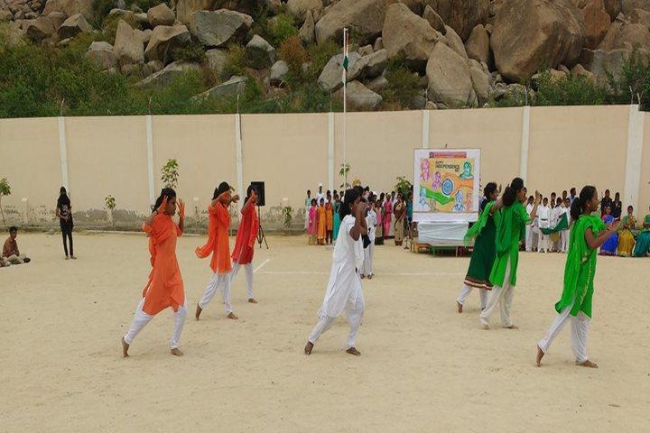 The Vijay Millennium School-Independence Day