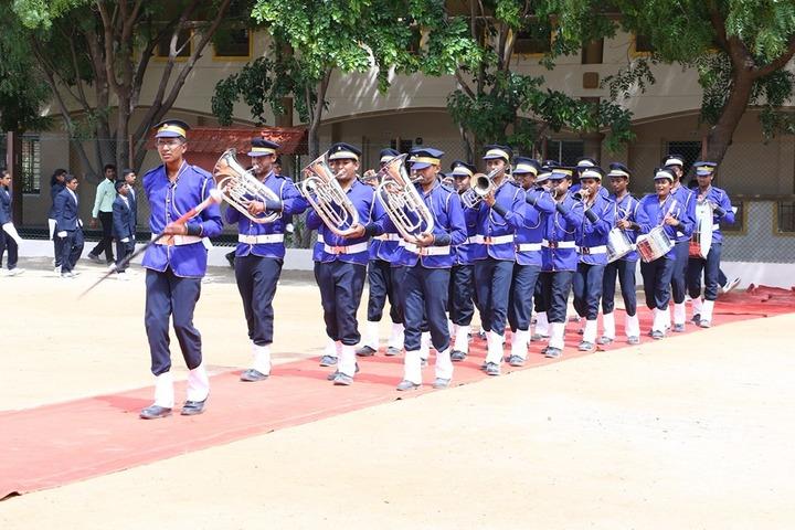 The Vijay Millennium School-Investiture Ceremony