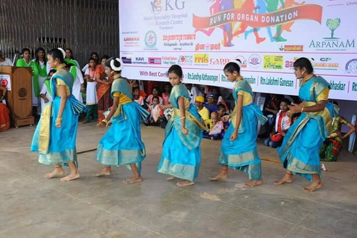 The Chola International School-Event