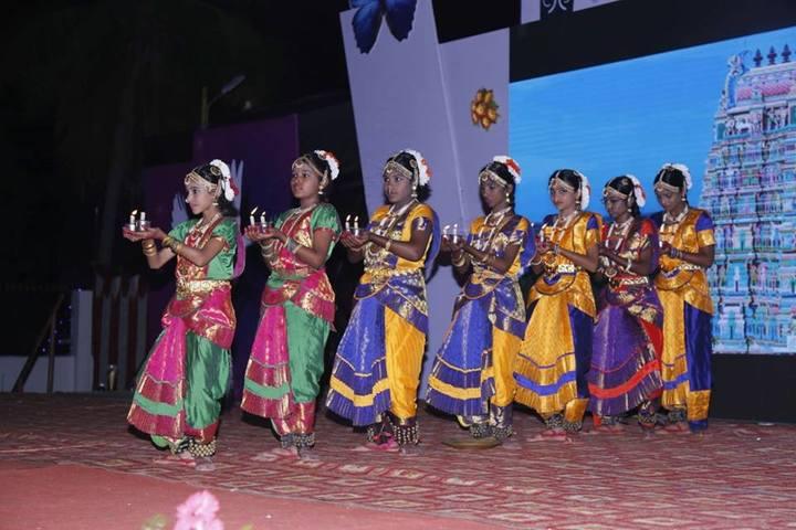 The Chola International School-Cultural Program