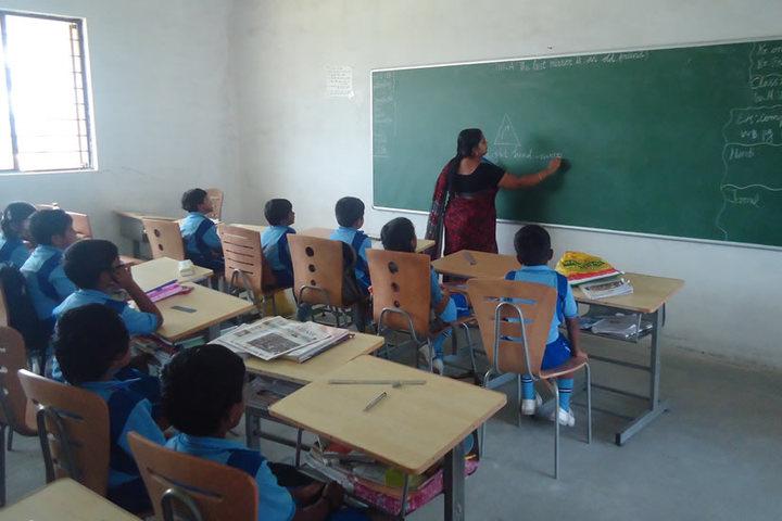 The Optimus Public School-Classroom
