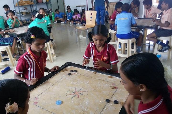 The Optimus Public School-Indoor Games