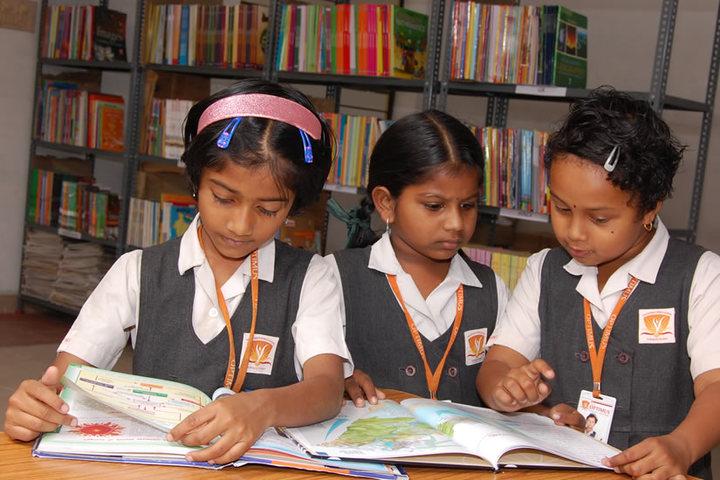 The Optimus Public School-Library
