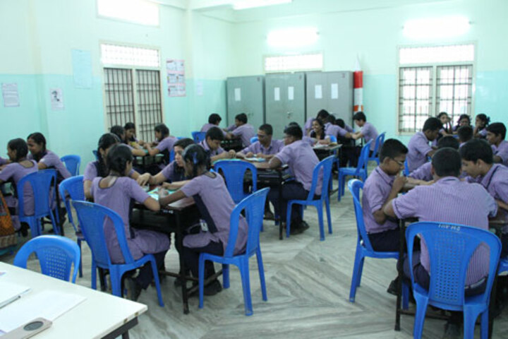 Thiruthangal Nadar Vidhyalaya-Mathematics Lab