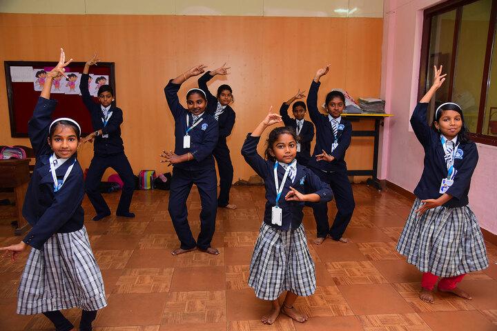 Trinity Central School-Dance Room