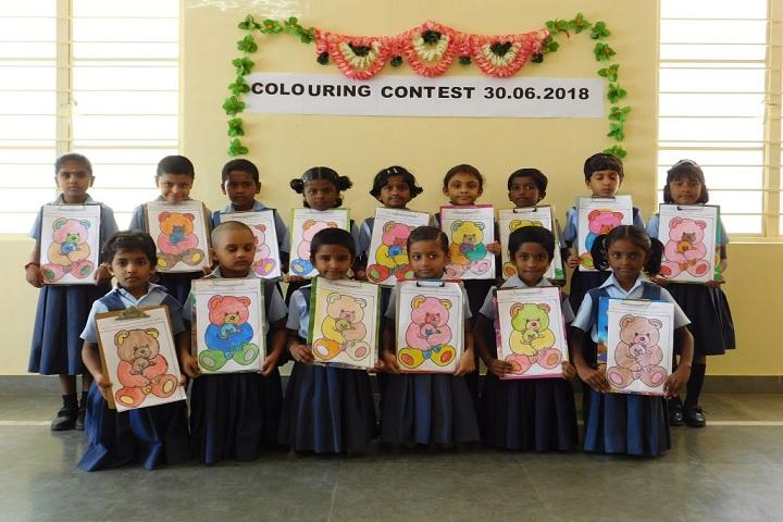 Trinity International School-Colouring Context