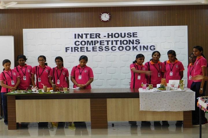Trinity International School-Fireless Cooking Competition