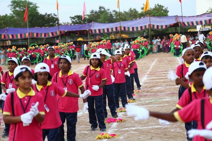Trinity International School-Sports Day Celebration