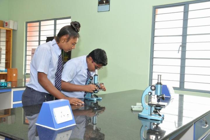 Trinity International School-Biology Lab