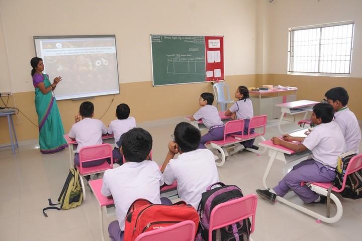 TRS Global Public School-AV Room