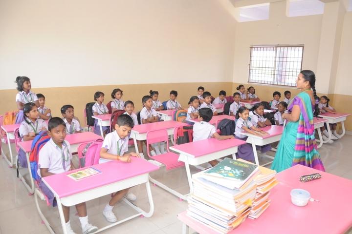 TRS Global Public School-Classroom