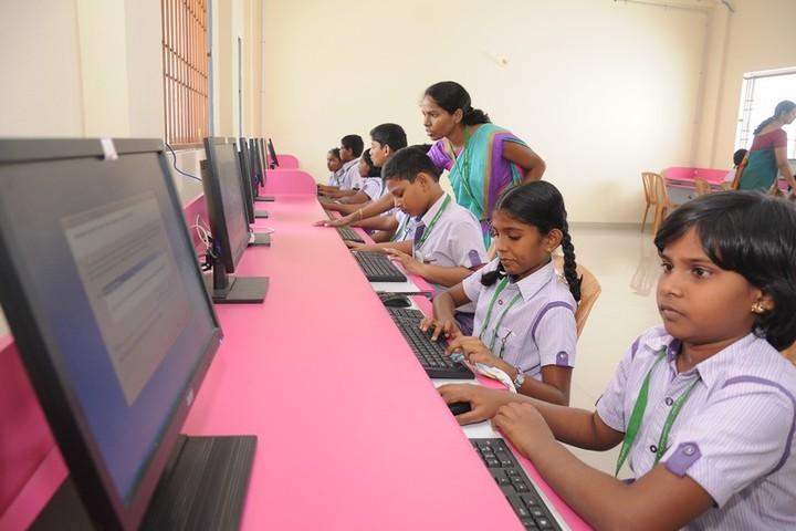 TRS Global Public School-Computer Lab