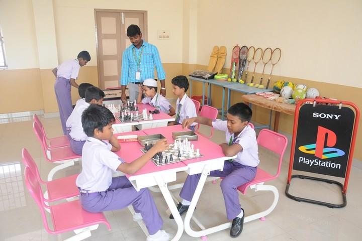 TRS Global Public School-Indoor Games