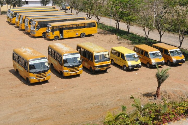 TRS Global Public School-Transport Facility