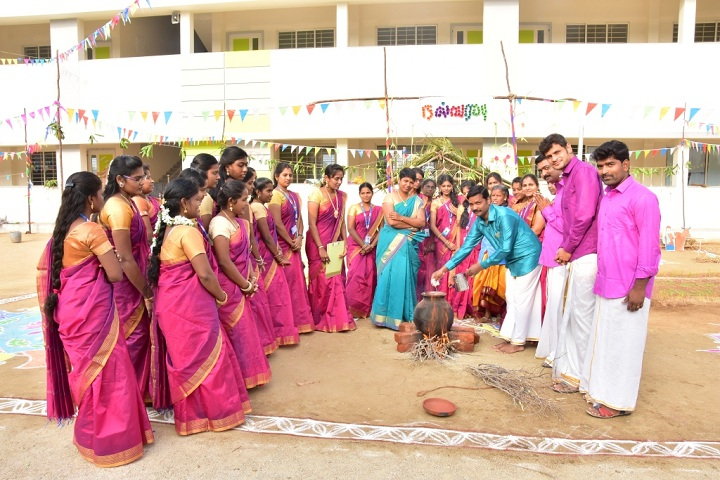 Tulip International School-Pongal Celebration