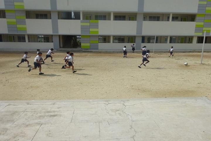 Tulip International School-Sports