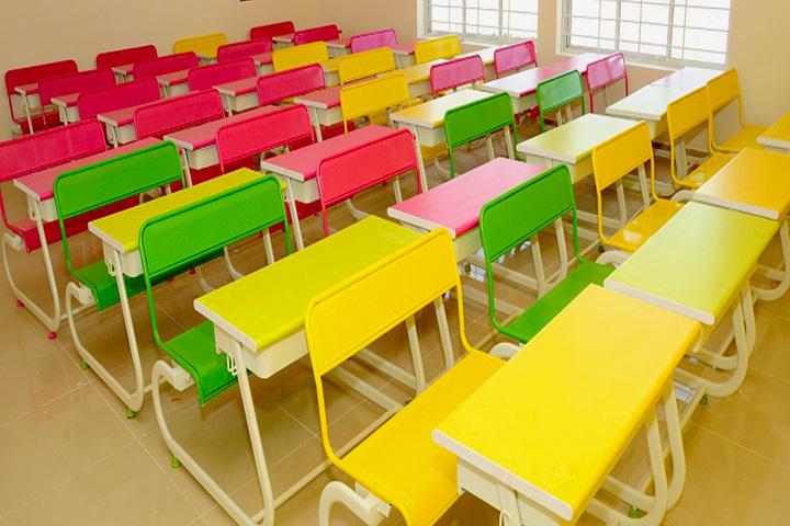 Tulip International School-Classroom