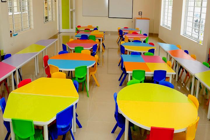 Tulip International School-KG Classroom