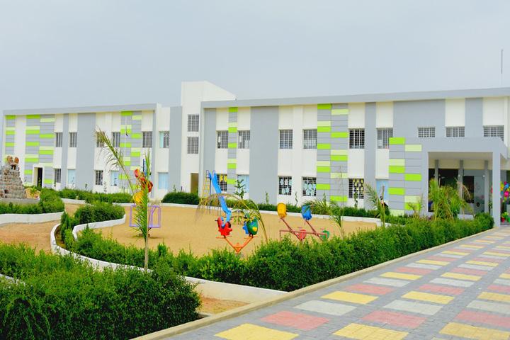 Tulip International School-School Building