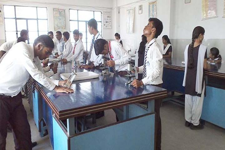 R P S Public School-Biology Lab