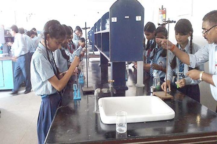 R P S Public School-Chemistry Lab