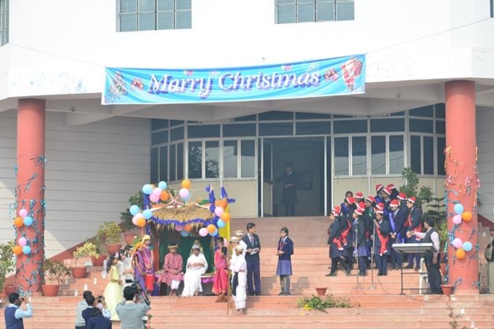R P S Public School-Christmas Celebrations