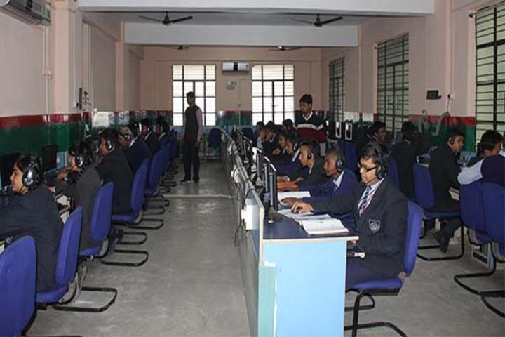 R P S Public School-Computer Lab
