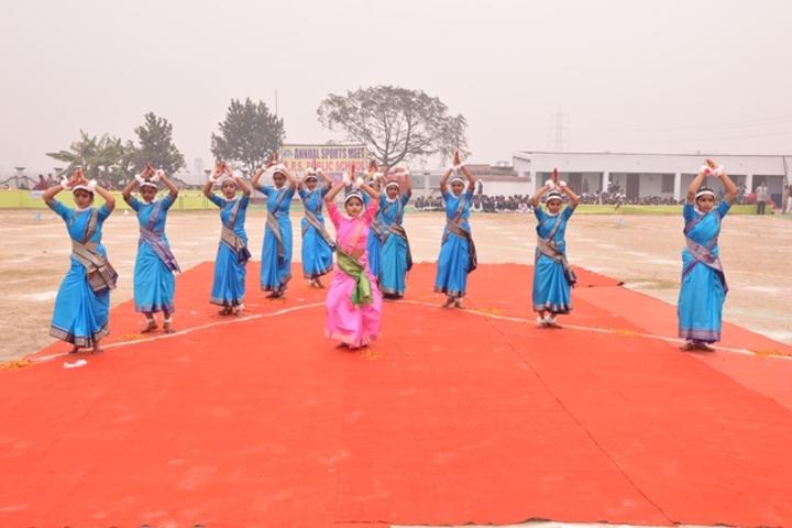 R P S Public School-Dance