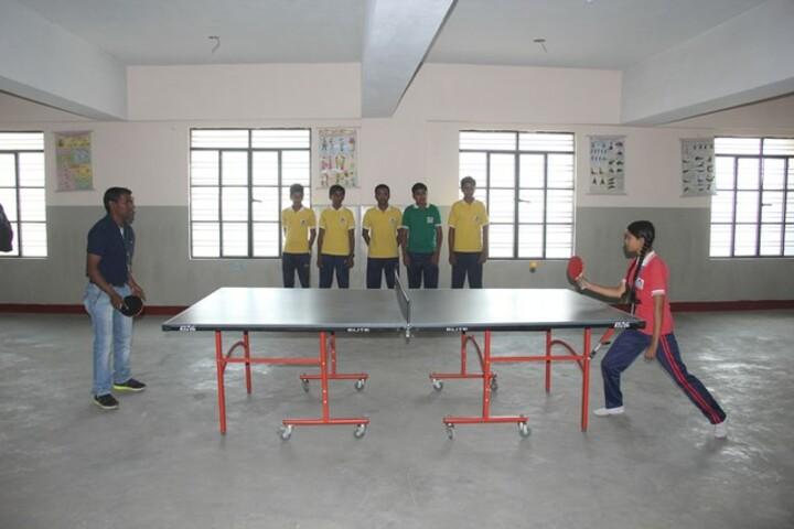 R P S Public School-Indoor Games