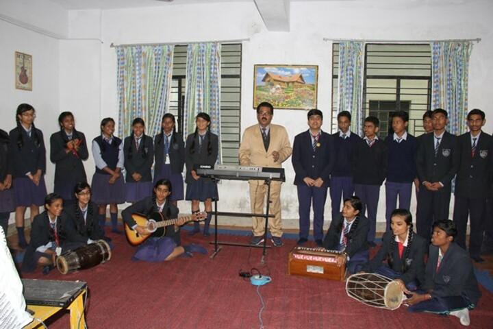 R P S Public School-Music