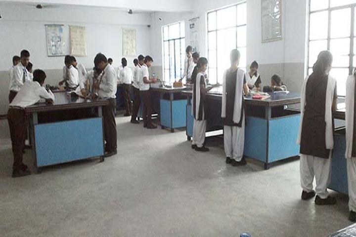 R P S Public School-Physics Lab