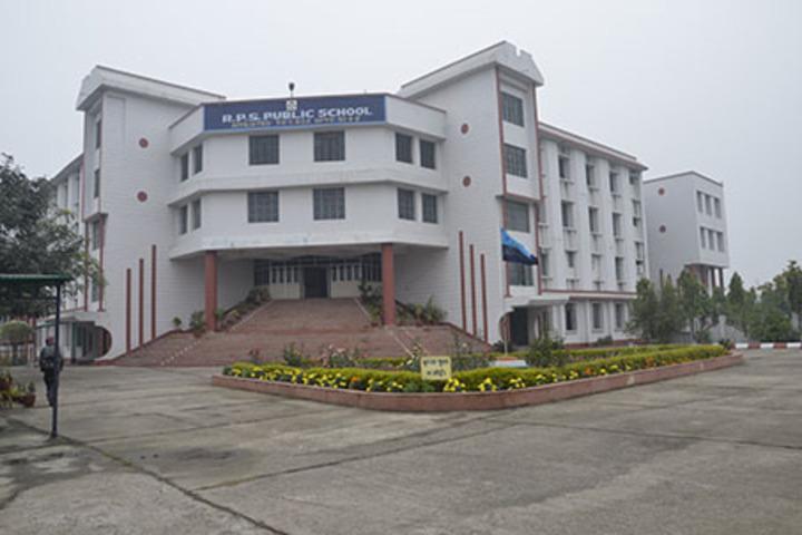 R P S Public School-School Building