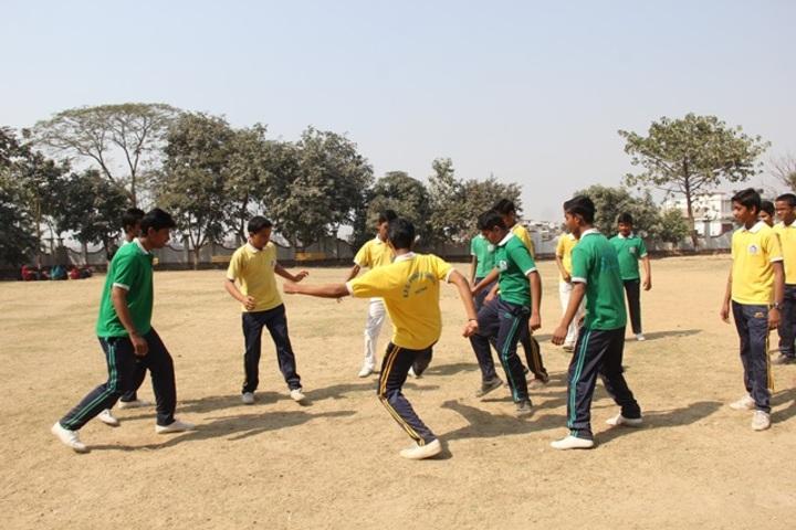 R P S Public School-Sports