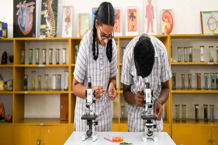 TVS Academy-Biology Lab
