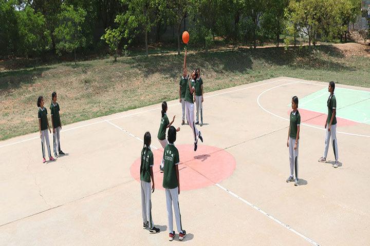 TVS Academy-Foot Ball Court