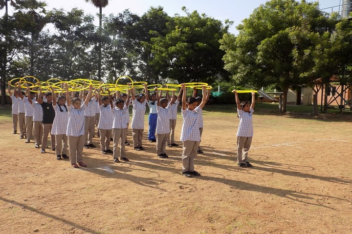 TVS Academy-Independence Day Celebration